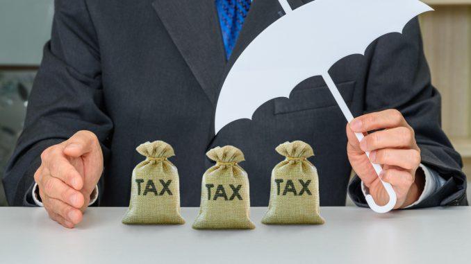 LLPと節税